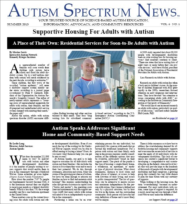 ASN Summer 2013 Issue