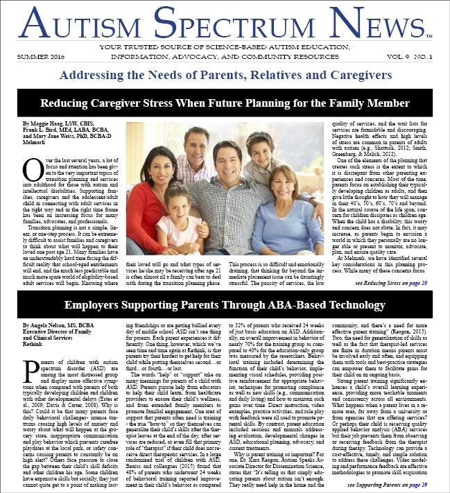 ASN Summer 2016 Issue