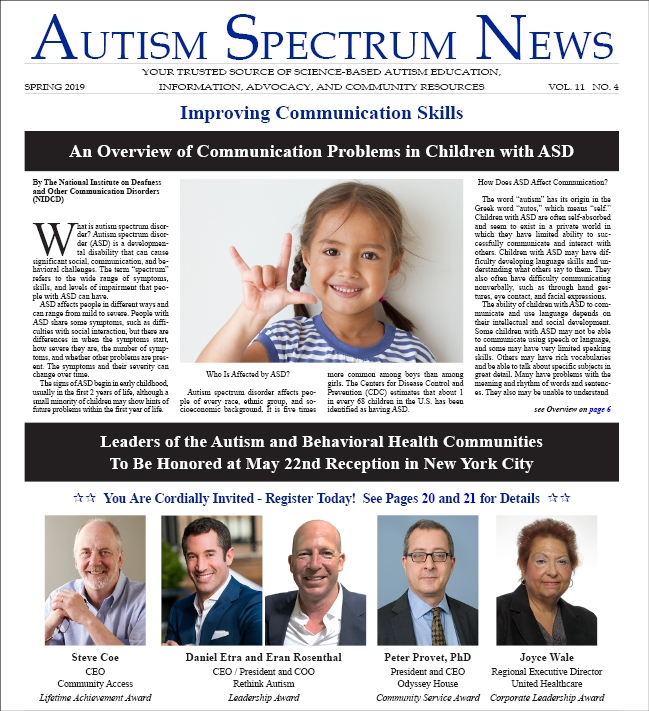 ASN Spring 2019 Issue