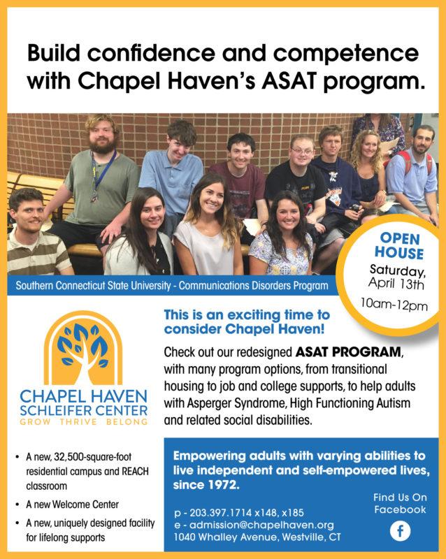 2019 Chapel Haven