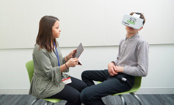 Where Vocabulary Of Autism Is Failing >> Researchers Explore Virtual Reality To Build Crucial Social