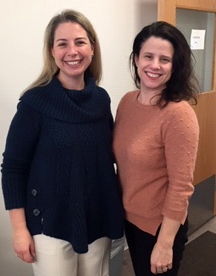 Candice Baugh, MA, LMHC, and Catherine McDermott, MSE, MEd