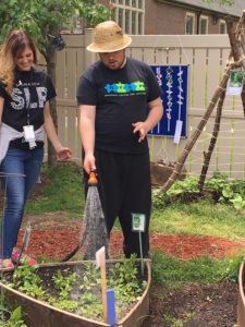 Monarch Transition Education Program's Horticulture Fun Friday