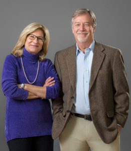 Shrub Oak Co-Directors Dianne Zager, PhD, and Gil Tippy, PsyD