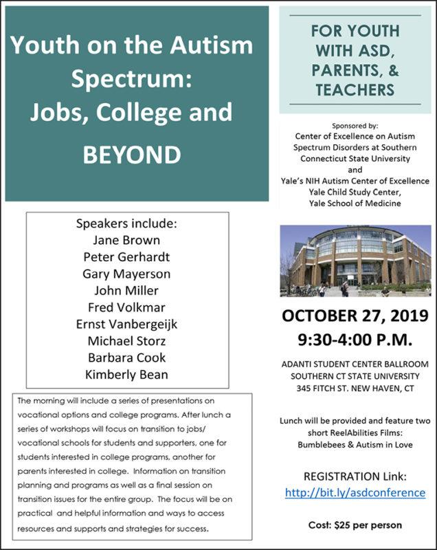 2019 SCSU-Yale Event