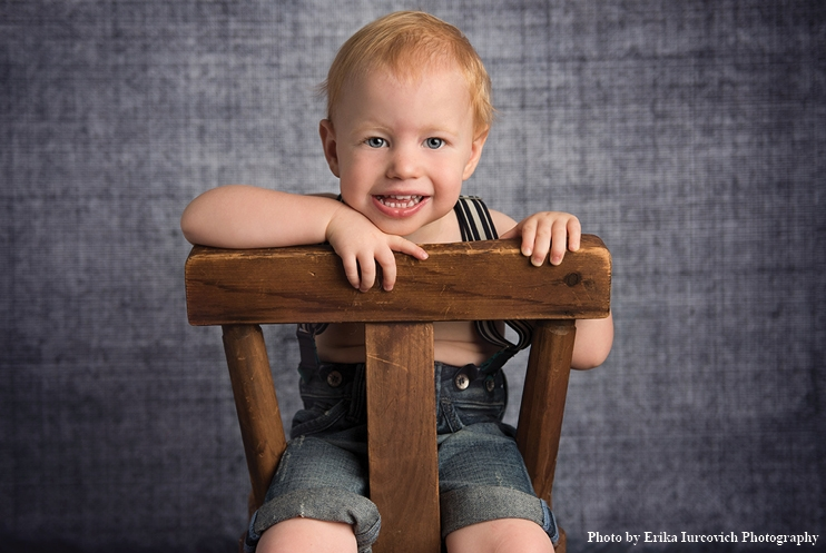 Curren's rare genetic diagnosis causes neurodevelopmental delays and challenges, but he is a happy little boy who loves life!