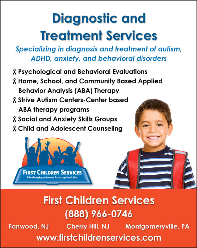 2019 First Children Services