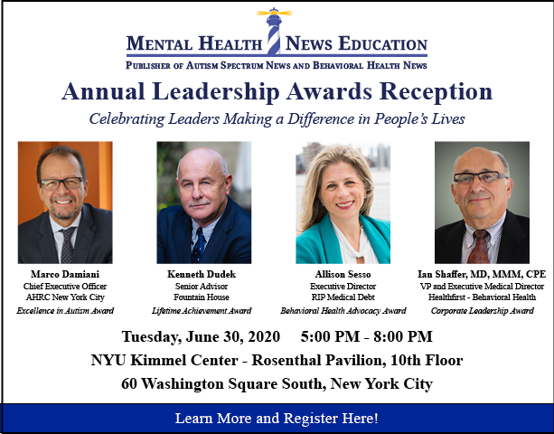 2020 MHNE Leadership Awards Reception