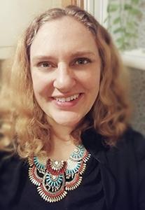 Carolyn Gorman, LPC, ATR