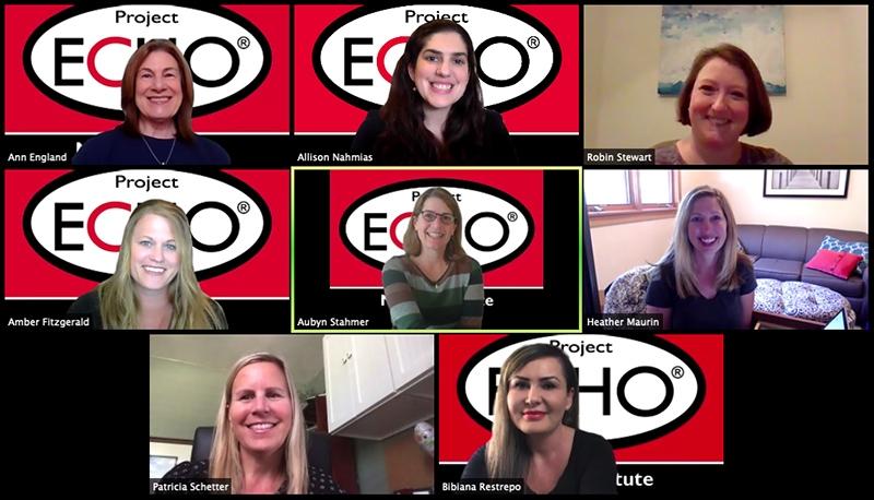 ECHO Tele-Autism Team