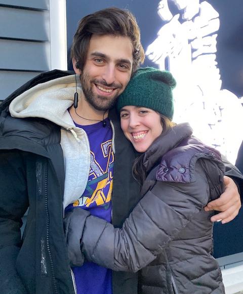 Matt and Samantha Elisofon