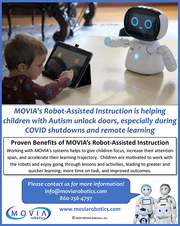 MOVIA Robotics Winter 2021 Quarter Page