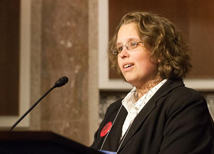 Nicole Leblanc, Disability Rights Activist