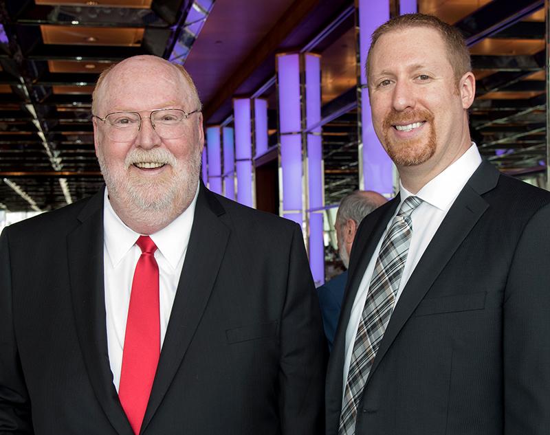 Ira H. Minot, LMSW, Founder and David H. Minot, BA, Executive Director