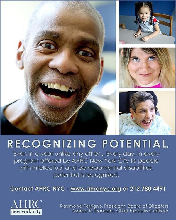 AHRC NYC Quarter Fall 2021