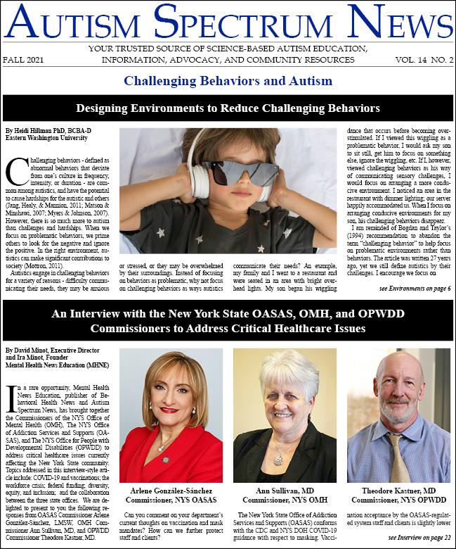 ASN Fall 2021 Issue