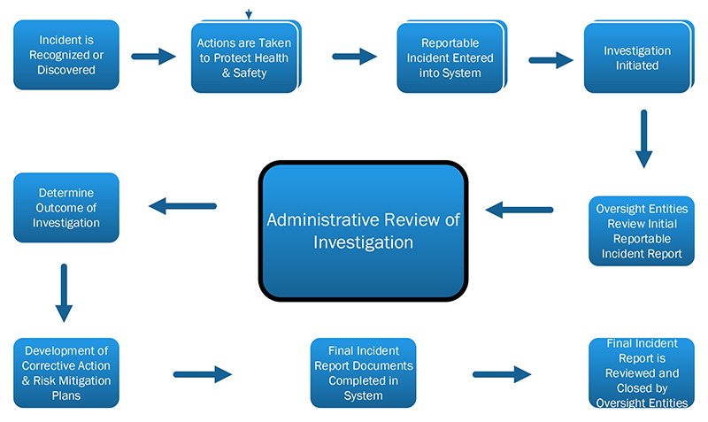 Melmark Review of Investigation