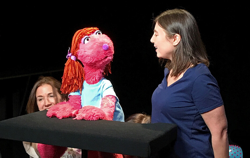Study Finds Children with Autism Respond Well to Puppets